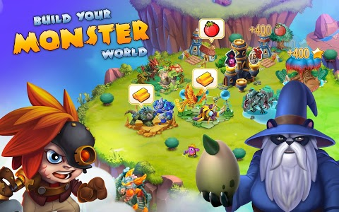 screenshot of Monster Legends version 9.0.4