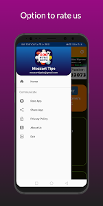 Mozzart app for android apps