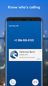 screenshot of Mr. Number - Caller ID & Spam Protection version 9.2.0-6207