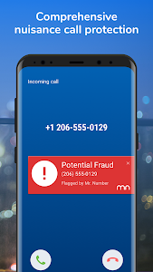 screenshot of Mr. Number - Caller ID & Spam Protection version 9.3.1-6552