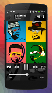 screenshot of Music Player by Perfect Media version 1.28