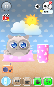 screenshot of My Chu 2 - Virtual Pet version 1.2.4