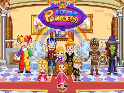 screenshot of My Little Princess : Castle FREE version 1.10