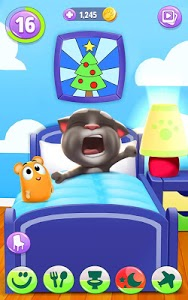 screenshot of My Talking Tom 2 version 1.9.2.908
