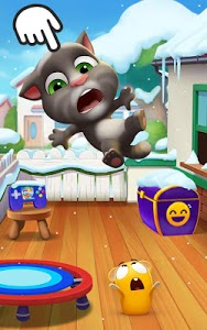 screenshot of My Talking Tom 2 version 1.2.21.259