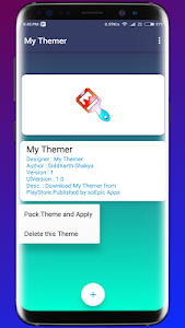 Download My Themer for MIUI : Apply Themes in MIUI 10 APK