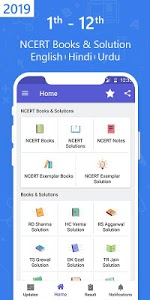 screenshot of NCERT Books , NCERT Solutions version 1.3.6