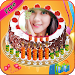 Name Photo on Birthday Cake – Love Frames Editor