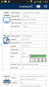 screenshot of NetSupport Manager Control version 2.13.0000