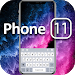 Download New Phone 11 Keyboard Theme 1.0 APK