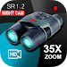Night Vision Camera (Photo and Video)
