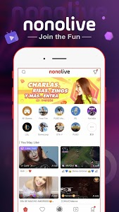 screenshot of Nonolive - Live Streaming & Video Chat version 7.0.9