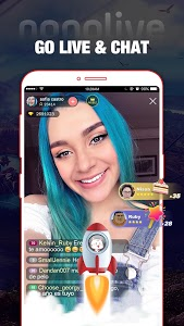 screenshot of Nonolive - Game Live Streaming & Video Chat version 6.6.9