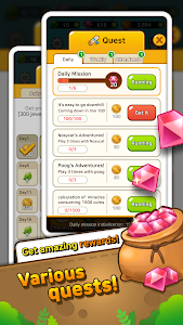 screenshot of Nosy and the Beanstalk version 0.5.2.0