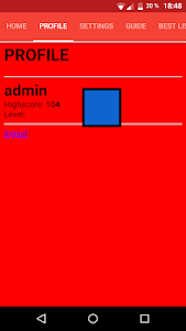 screenshot of OIMEL.color - Tap the Colors version 1.0