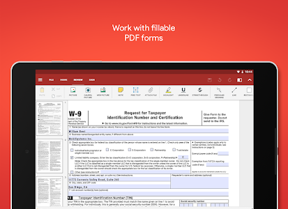 screenshot of OfficeSuite - Free Office, PDF, Word,Sheets,Slides version 10.6.20192