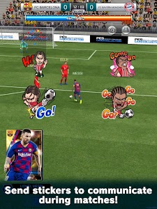screenshot of PES CARD COLLECTION version 3.1.0