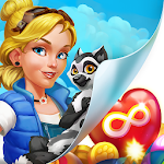 Cover Image of Download Park Town: Match 3 Game with a story! 1.33.3608 APK