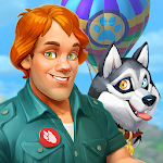 Cover Image of Download Park Town – Match 3 Puzzles 1.8.2222 APK