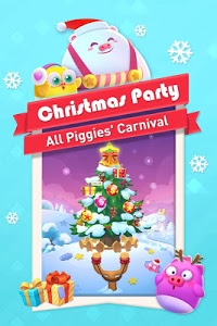 screenshot of Piggy Boom-Christmas version 2.7.5