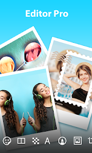 screenshot of Photo Editor Pro – Sticker, Filter, Collage Maker version 1.8.7.1043