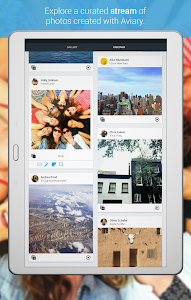 screenshot of Photo Editor by Aviary version 4.8.4