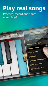 screenshot of Piano Free - Keyboard with Magic Tiles Music Games version 1.50.1