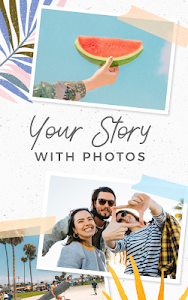 screenshot of Pic Collage - Your Story & Photo Grid Editor version Varies with device