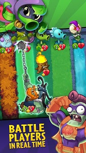 screenshot of Plants vs. Zombies™ Heroes version 1.8.23