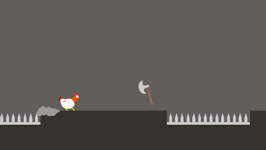 screenshot of Poultry Parade version 0.5