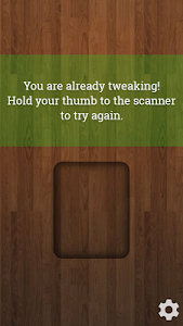 screenshot of Caffeine Scanner Prank version 2.0.0