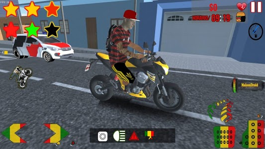 screenshot of REAL MOTOS V.2 version 1.5