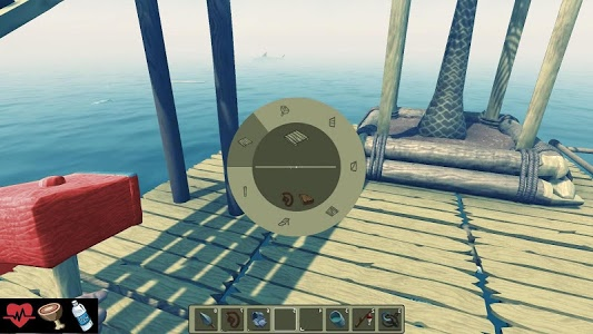 screenshot of Raft 2 - Try to Survive version 1.0