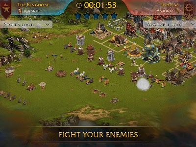 screenshot of Rage War: Battle your way through History version 1.9.7