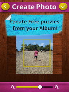 screenshot of Jigsaw Puzzles Real version 3.9.0