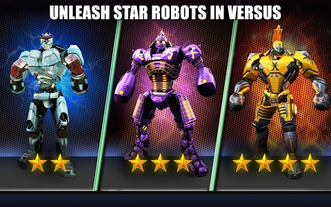 screenshot of Real Steel World Robot Boxing version 28.28.777