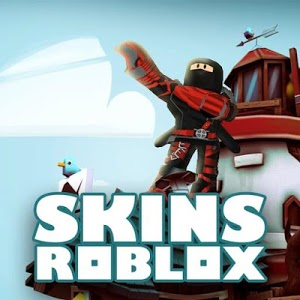 screenshot of Roblox Skins version 8.0.0