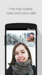 screenshot of SOMA free video call and chat version 1.7.5