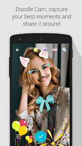 screenshot of SOMA free video call and chat version 2.0.22