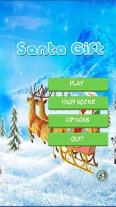 screenshot of Santa Gift version 2.0