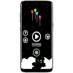 screenshot of Save Me : Stuck in a Bubble version 1.0