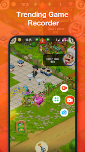 screenshot of Screen Recorder For Game, Video Call, Online Video version 1.0.5