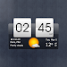 Sense Flip Clock & Weather