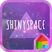 Download Shinyspace LINE Launcher theme 4.2 APK
