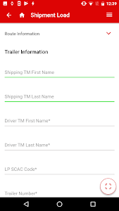 screenshot of Shipping Confirmation System version 1.5.3