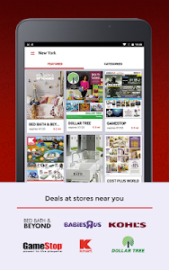 screenshot of Shopfully - Weekly Ads & Deals version Varies with device