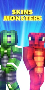screenshot of Skins for Minecraft PE version 1.2.9