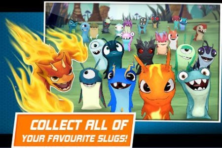 screenshot of Slugterra: Slug it Out! version 2.9.3