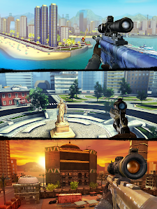 screenshot of Sniper 3D: Fun Offline Gun Shooting Games Free version 3.7.4