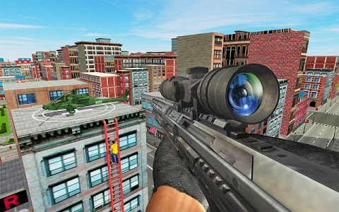screenshot of New Sniper Shooting 2019 – TKN Shooting Games version 1.27